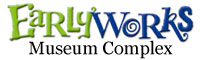 [Early Works Museum Complex Logo]