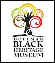 [Doleman Black Heritage Museum Logo]